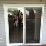 residential remodel, Billings MT. replacement window slide,
